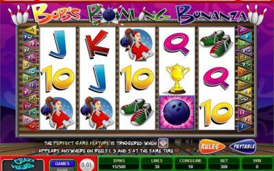 Bob's Bowling Bonanza Kasinopeli